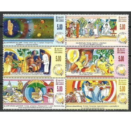 Znaczek Sri Lanka 2011 Mi 1834-1839 Czyste **