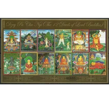 Znaczek Bhutan 2014 Mi ark 2745-2756 Czyste **