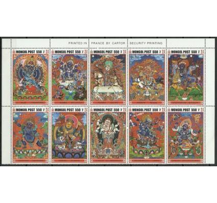 Znaczek Mongolia 2000 Mi 3112-3121 Czyste **