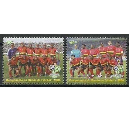 Znaczek Angola 2006 Mi 1765-1766 Czyste **