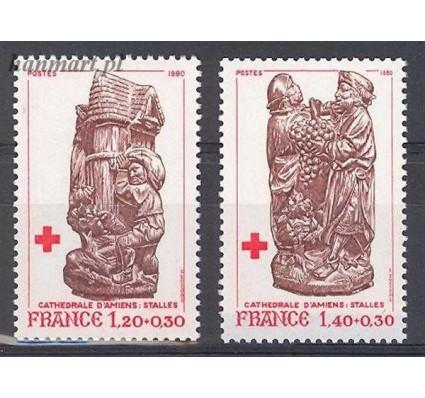 Francja 1980 Mi 2231-2232 Czyste **