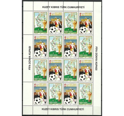 Znaczek Cypr Północny 2006 Mi ark644-645 Czyste **