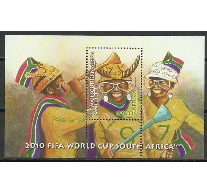 Znaczek Republika Południowej Afryki 2008 Mi bl 117 Czyste **