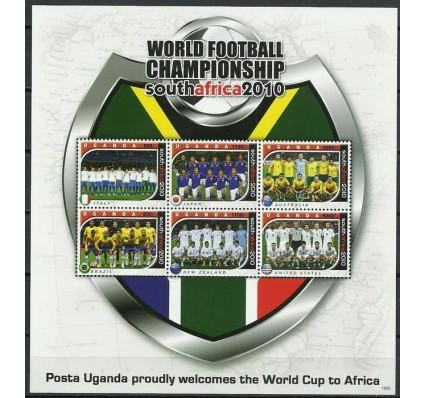 Znaczek Uganda 2011 Mi ark 2754-2759 Czyste **