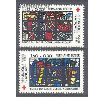 Francja 1981 Mi 2295-2296 Czyste **