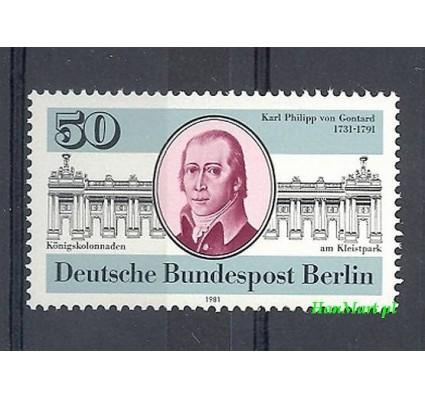 Znaczek Berlin Niemcy 1981 Mi 639 Czyste **