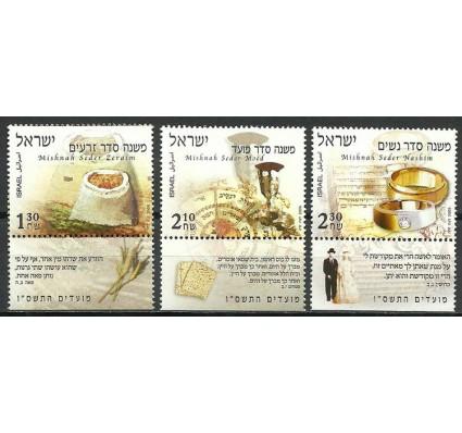 Znaczek Izrael 2005 Mi 1832-1834 Czyste **