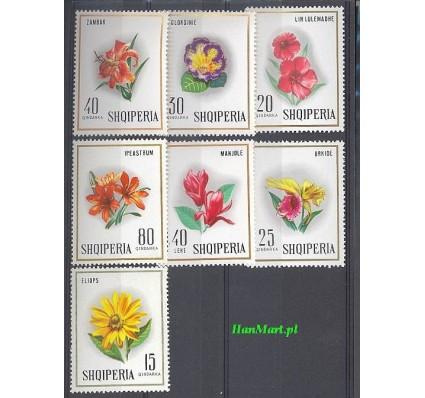 Znaczek Albania 1968 Mi 1277-1283 Czyste **