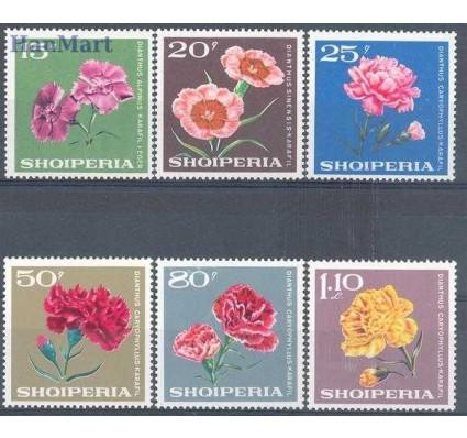Znaczek Albania 1968 Mi 1247-1252 Czyste **