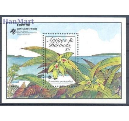 Znaczek Antigua i Barbuda 1990 Mi bl 175 Czyste **