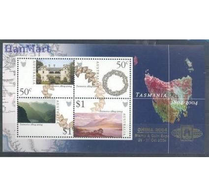 Znaczek Australia 2004 Mi bl 52II Czyste **