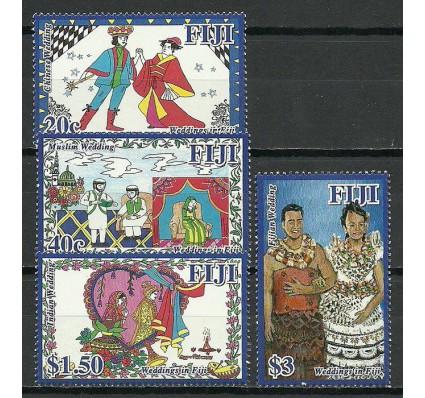 Znaczek Fidżi 2009 Mi 1275-1278 Czyste **