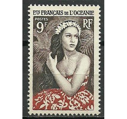 Znaczek Oceania Francuska 1955 Mi 240 Czyste **