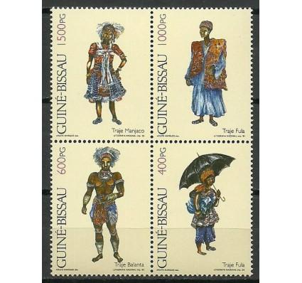 Znaczek Gwinea Bissau 1992 Mi 1156-1159 Czyste **
