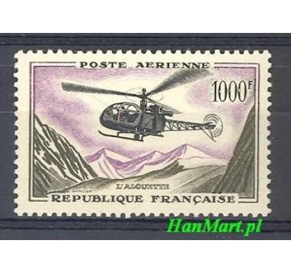 Znaczek Francja 1958 Mi 1177 Z podlepką *