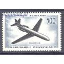 Francja 1957 Mi 1120 Z podlepką *