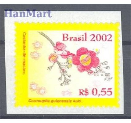 Znaczek Brazylia 2002 Mi 3241 Czyste **