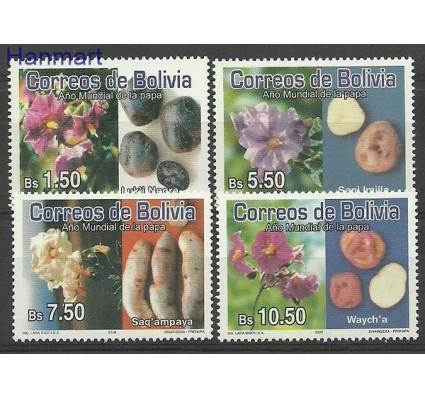 Znaczek Boliwia 2008 Mi 1768-1771 Czyste **