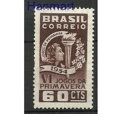 Znaczek Brazylia 1954 Mi 866 Czyste **