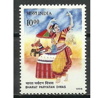 Znaczek Indie 1998 Mi 1609 Czyste **