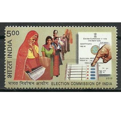 Znaczek Indie 2010 Mi 2458 Czyste **