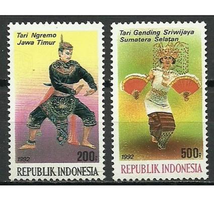 Znaczek Indonezja 1992 Mi 1445-1446 Czyste **