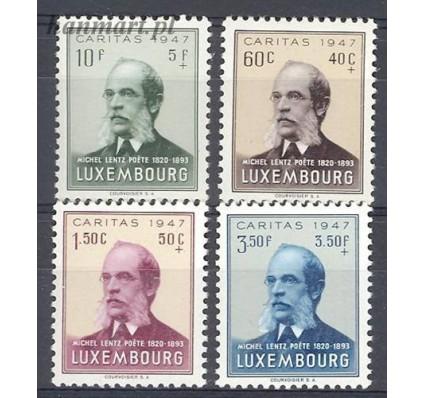 Znaczek Luksemburg 1947 Mi 427-430 Czyste **