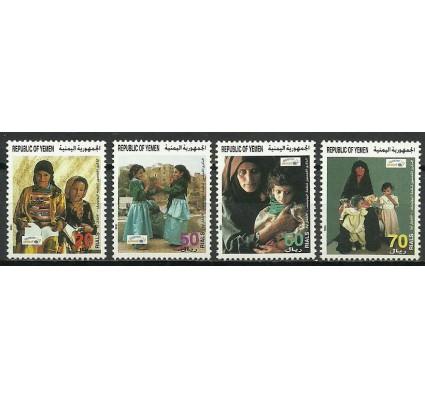 Znaczek Jemen 1996 Mi 200-203 Czyste **