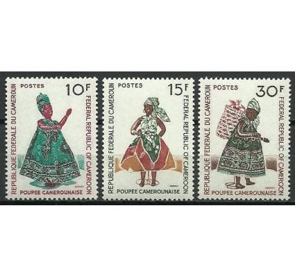 Znaczek Kamerun 1970 Mi 627-629 Czyste **
