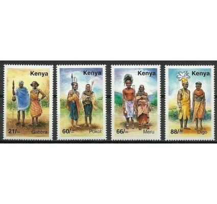 Znaczek Kenia 2005 Mi 781-784 Czyste **