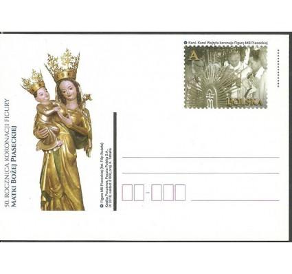 Znaczek Polska 2018 Fi Cp 1832 Całostka pocztowa