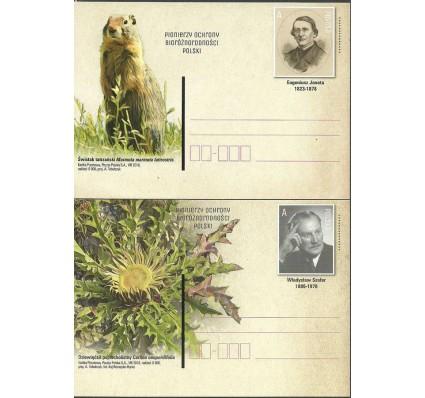 Znaczek Polska 2018 Fi Cp 1830-1831 Całostka pocztowa