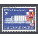 Luksemburg 1958 Mi 581 Czyste **
