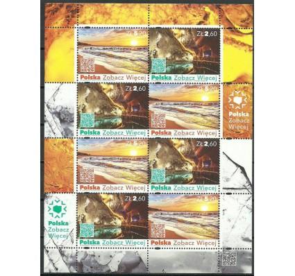 Znaczek Polska 2018 Mi ark 5000-5001 Fi ark 4850-4851 Czyste **