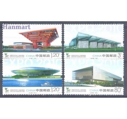Znaczek Chiny 2010 Mi 4128-4131 Czyste **