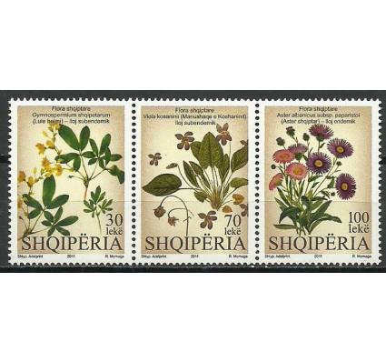 Znaczek Albania 2011 Mi 3383-3385 Czyste **