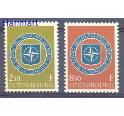 Luksemburg 1959 Mi 604-605 Czyste **