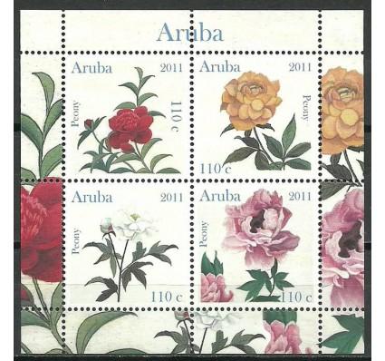 Znaczek Aruba 2011 Mi ark 575-578 Czyste **