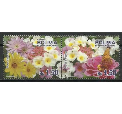 Znaczek Boliwia 2010 Mi 1810-1811 Czyste **