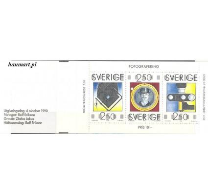 Szwecja 1990 Mi mh 154 Czyste **