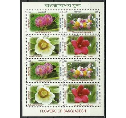 Znaczek Bangladesz 2013 Mi ark 1126-1129 Czyste **