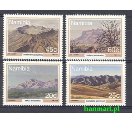 Znaczek Namibia 1991 Mi 707-710 Czyste **