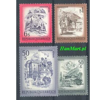 Znaczek Austria 1975 Mi 1475-1478 Czyste **