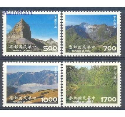 Znaczek Tajwan 1994 Mi 2193-2196 Czyste **