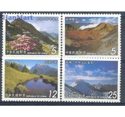 Znaczek Tajwan 2003 Mi 2834-2837 Czyste **