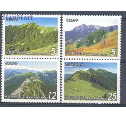 Znaczek Tajwan 2004 Mi 2998-2301 Czyste **