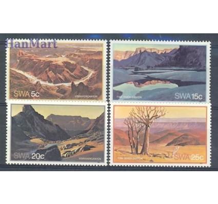 Znaczek Afryka Południowo-Zachodnia 1981 Mi 500-503 Czyste **
