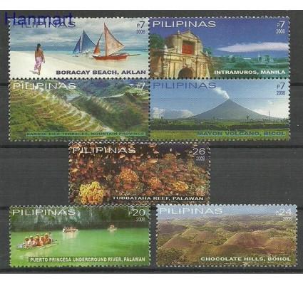 Znaczek Filipiny 2008 Mi 4142-4148 Czyste **