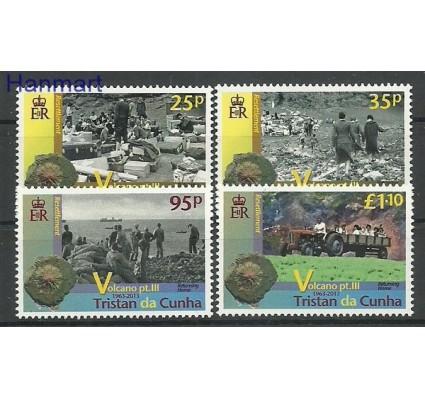 Znaczek Tristan da Cunha 2013 Mi 1148-1151 Czyste **