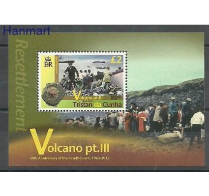 Znaczek Tristan da Cunha 2013 Mi bl 68 Czyste **